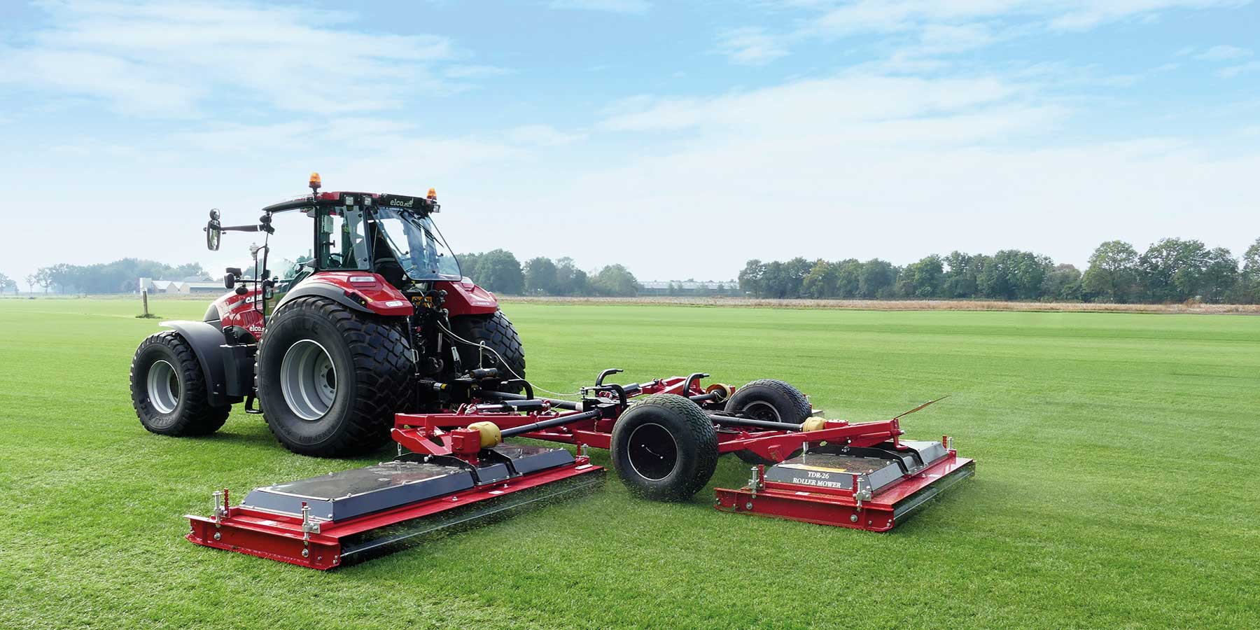 Progressive TDR26 Tri Deck Mower